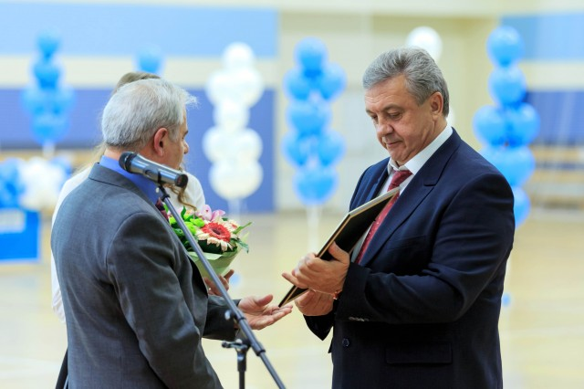 Михаилу Паламарчуку объявлена благодарность Министерства спорта РФ