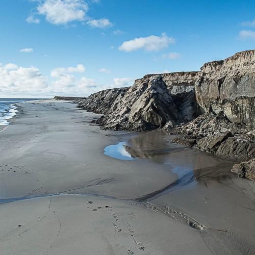 Побережье острова Шокальского
