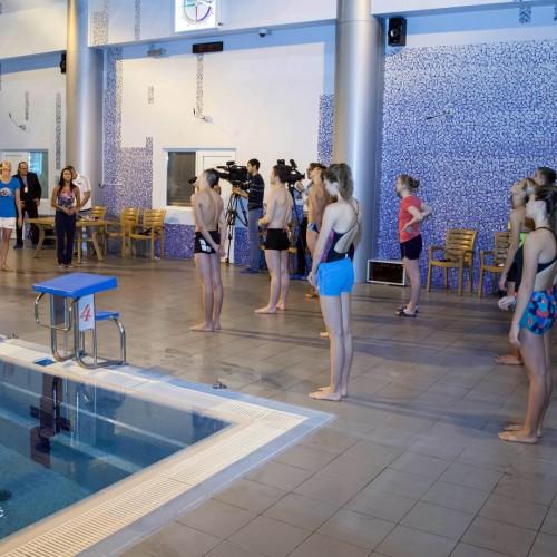 Такие встречи для детей способствуют развитию и взятию новых спортивных вершин