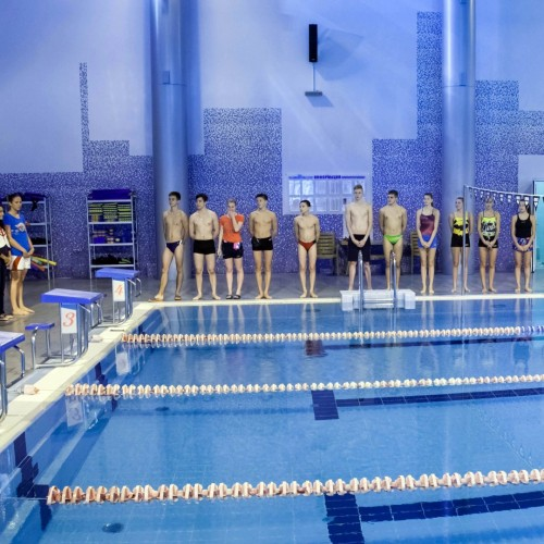 Мастер-класс для начинающих пловцов