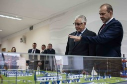 Сергей Ялов и Борис Пирковец,